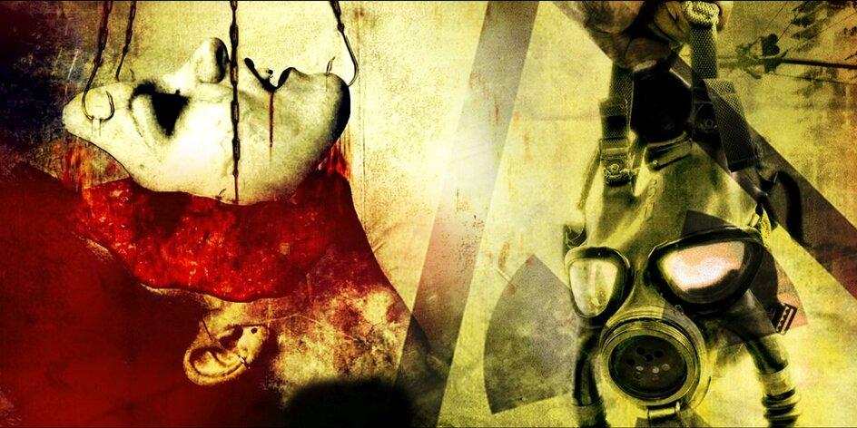 Adrenalínové a psycho escape hry