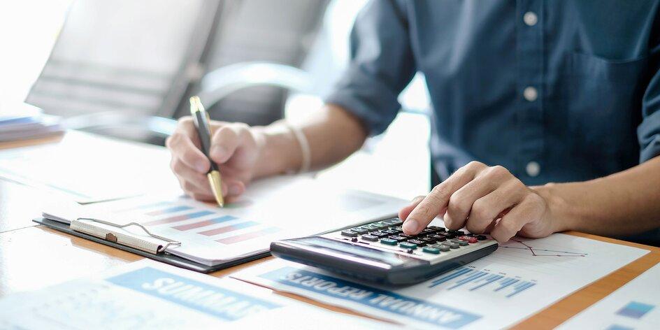 Spracovanie daňového priznania