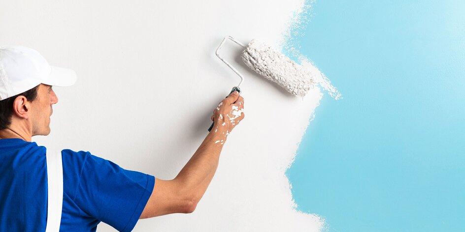 Využite maliarské a upratovacie služby