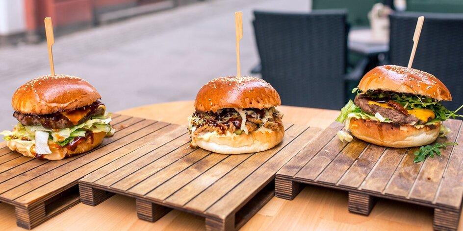Najlepší street food v Košiciach - 5 druhov burgrov!