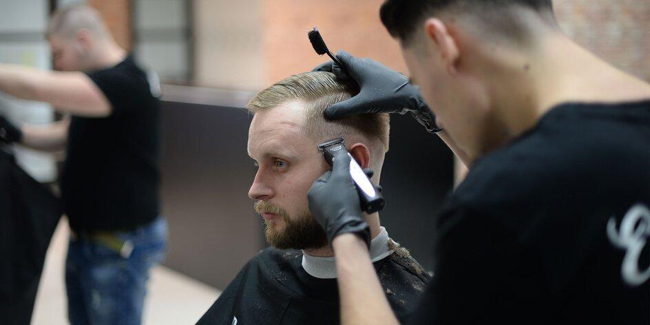 Empire barber - klasický pánsky strih a úprava brady