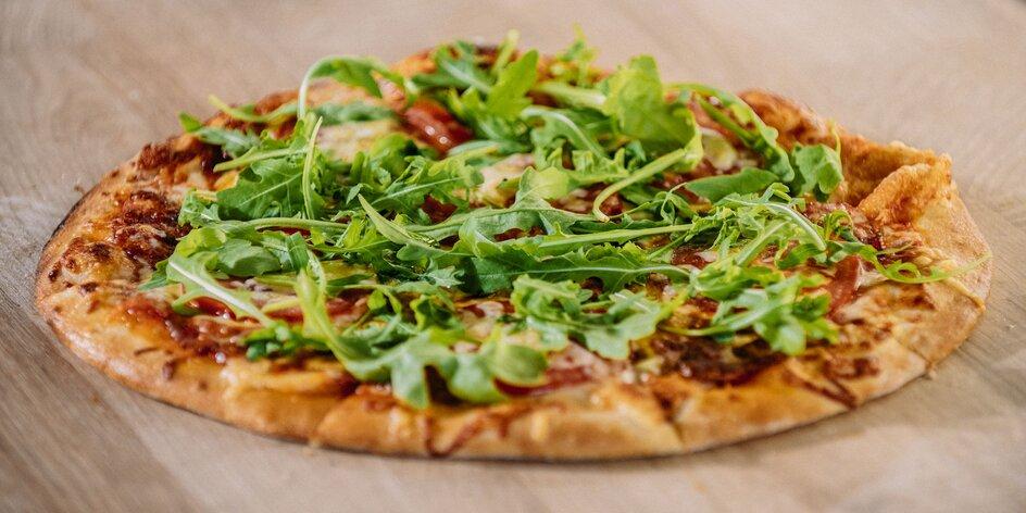 2x Pizza podľa vlastného výberu - len na osobný odber!