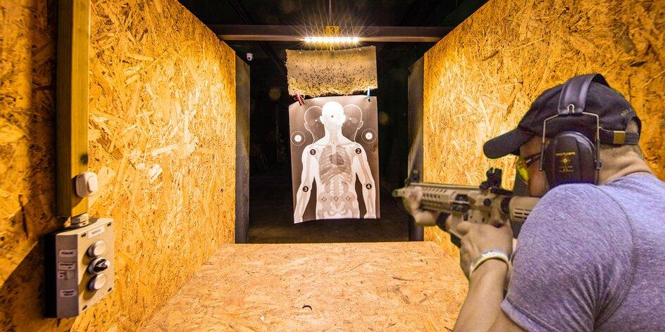 Streľba v nepriestrelnej veste i príprava pre žiadateľov o zbrojný preukaz