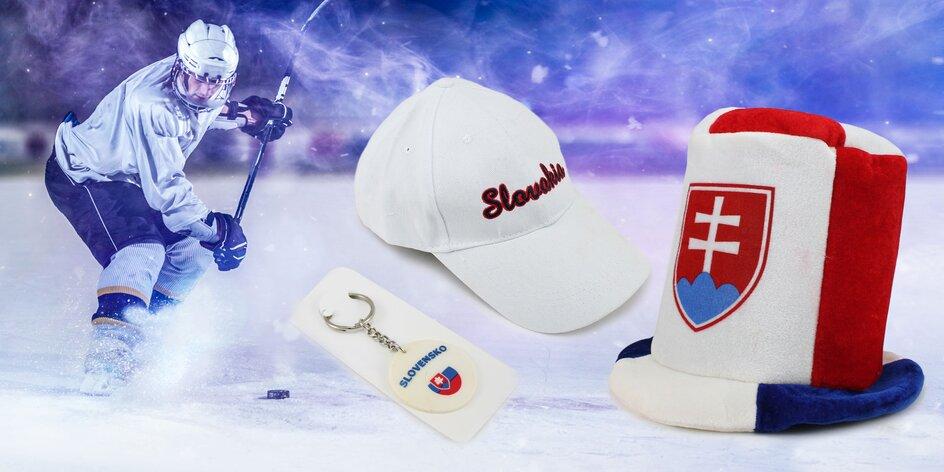 Základná výbava každého hokejového fanúšika