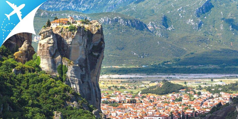 Poklady severného Grécka za 8 dní aj s polpenziou