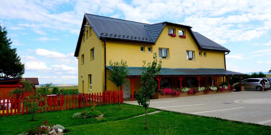 Letné pobytové balíčky v centre Vysokých Tatrách s dieťaťom do 15 rokov zdarma