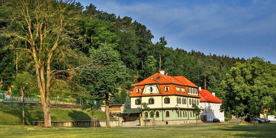 Lázně Leopoldov: príjemný oddych a relax na zámku Buchlovice