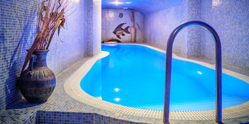 Víkendový wellness pobyt v Nitre v Hoteli Capital****