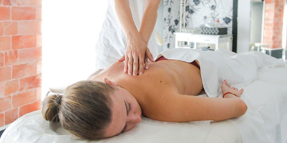 Terapeutická masáž, bankovanie či lymfatická kúra