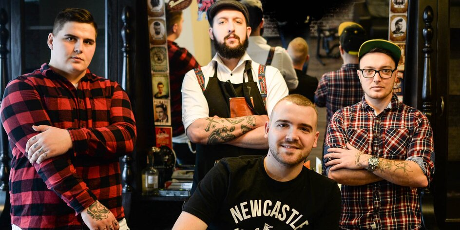 VIDEO | Jasper predstavuje: Sidepart Barbershop