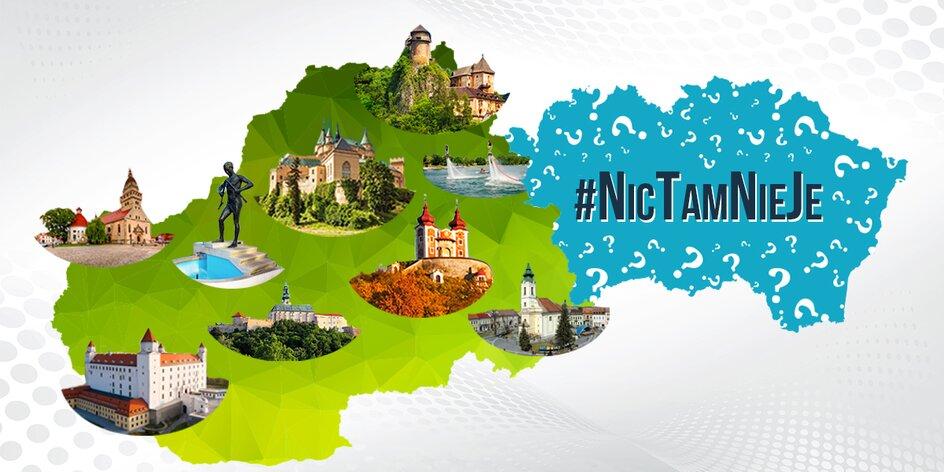 """#NicTamNieJe. To slovenské """"NIČ"""" má úplne všetko"""