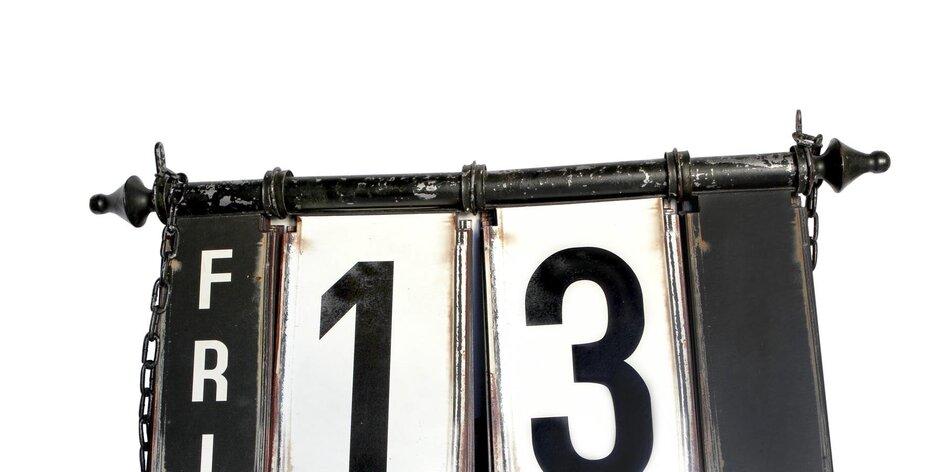 ZÍSKAJTE KREDITY | Piatok trinásteho bude váš šťastný deň