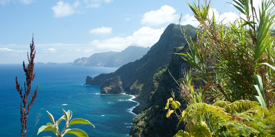 Ukážeme vám Perlu Atlantiku! Zážitková dovolenka na MADEIRE