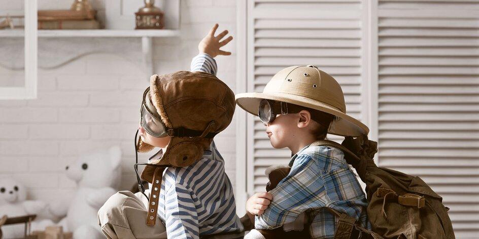 7 tipov ako zabaviť dieťa počas dlhej cesty