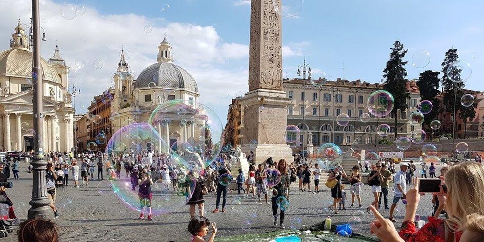 Užite si večné mesto s rodinou! Do Ríma s krpcami!