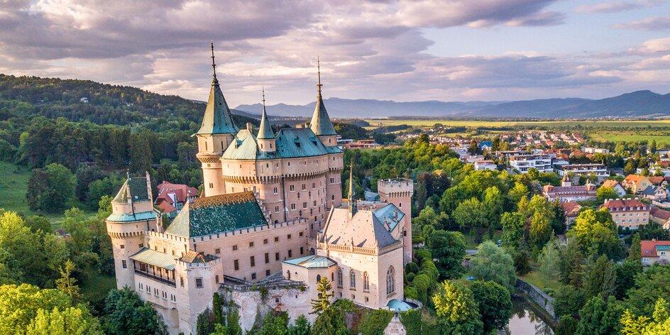 TIP na výlet od mamičky blogerky | Ako išlo vajce na vandrovku na Bojnickom zámku