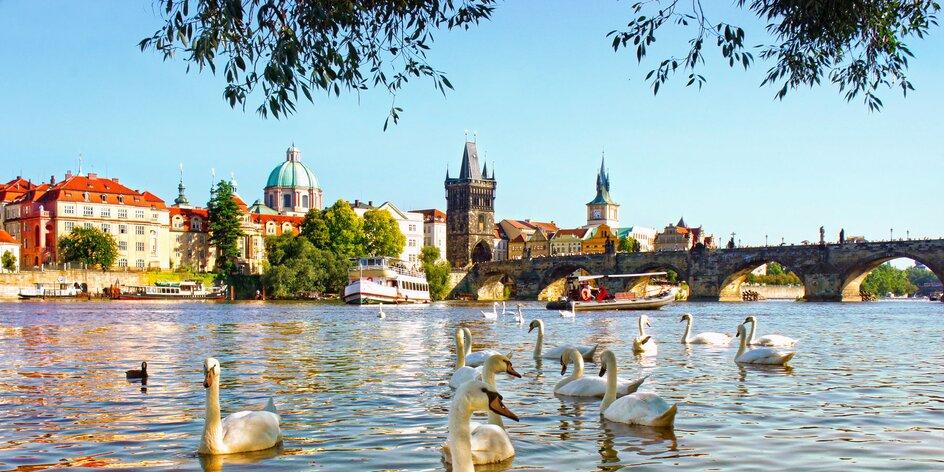 Mama EVELY radí: Zákutia Prahy ako stvorené pre deti