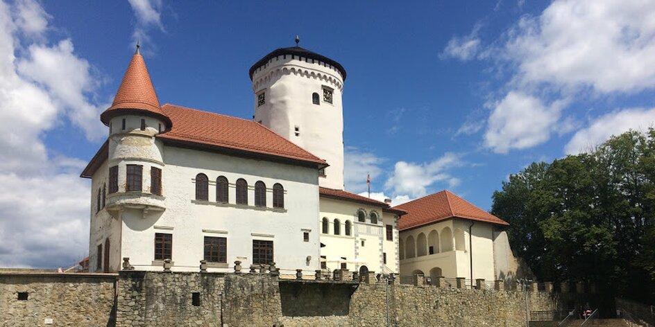 Mama blogerka radí: Vezmite deti na Budatínsky hrad
