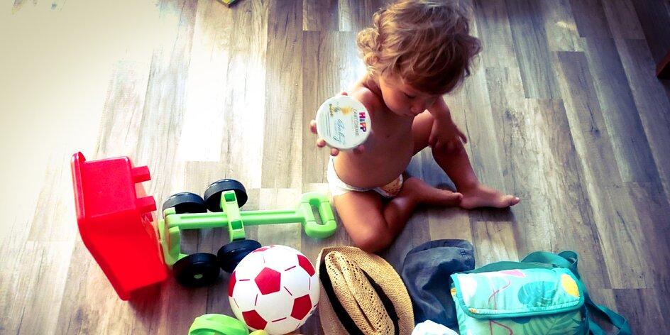 Mama blogerka radí: Čo si balíme kbazénu MY?