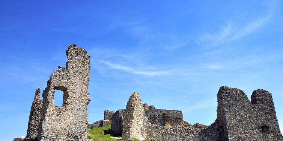 TIP na VÝLET: Ruiny hradu Branč