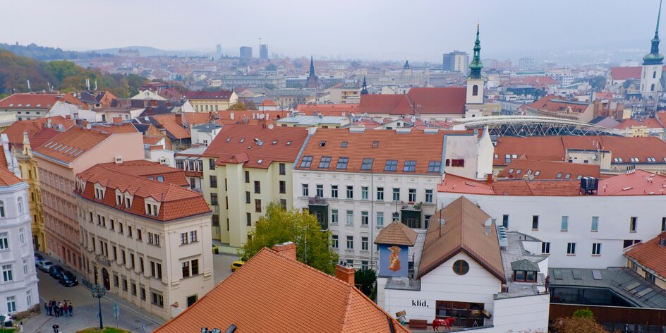 TIP na výlet: Brno – mesto rozmanitých farieb