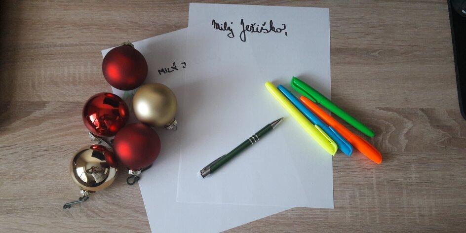 Ako napísať list Ježiškovi