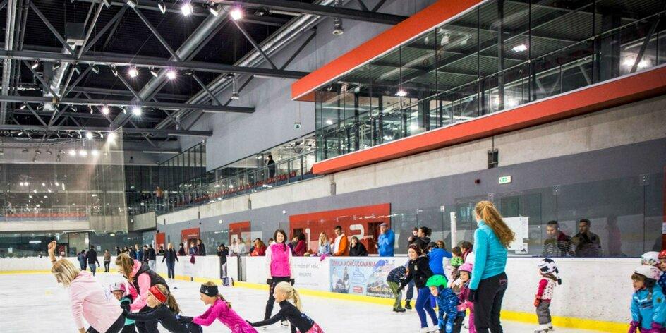 TESTUJEME: Víkendový kurz korčuľovania