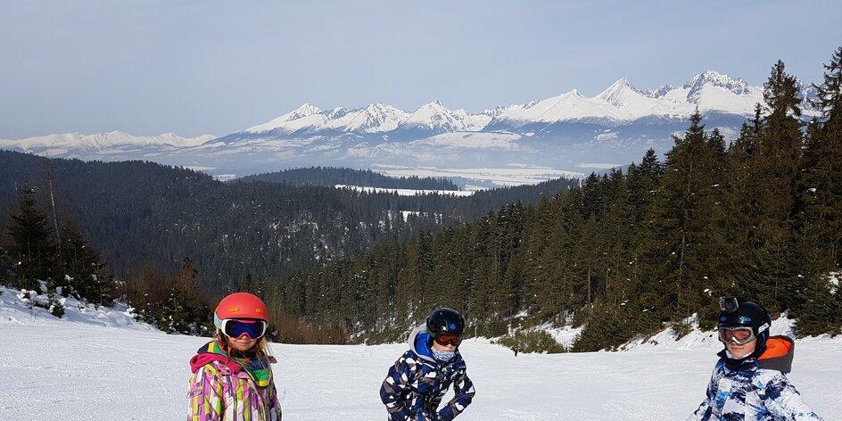 Ideme lyžovať: Deti a výbava na sneh
