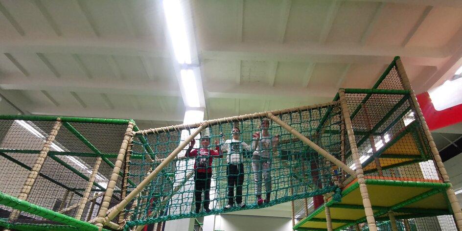 TESTUJEME: Indoorové ihrisko FUNDILAND