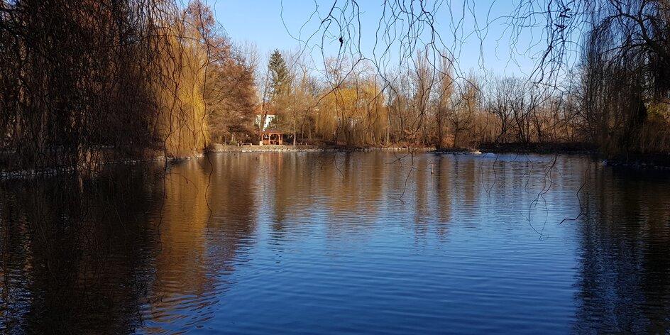 Mestský park Lučenec, klenot medzi parkami