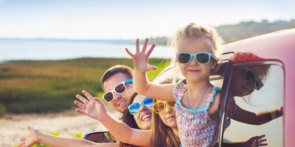 Cestujeme s deťmi. Ako si vybrať dovolenku?