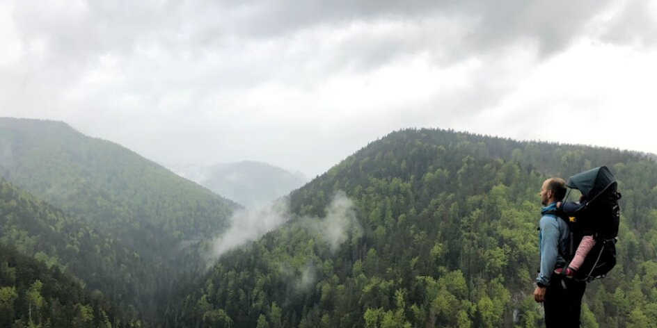 Tip na výlet: Potulky Slovenským rajom