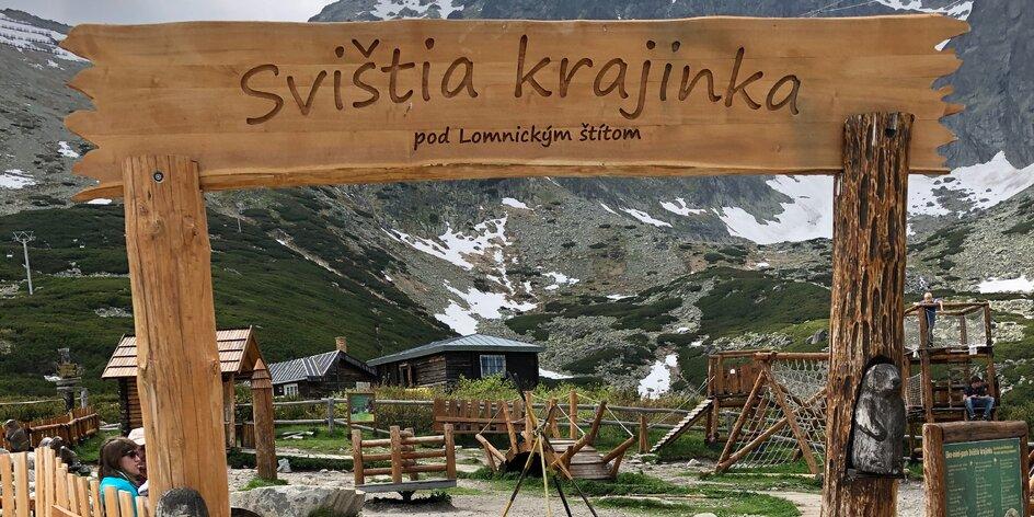 Spoznajte tatranské chaty s deťmi