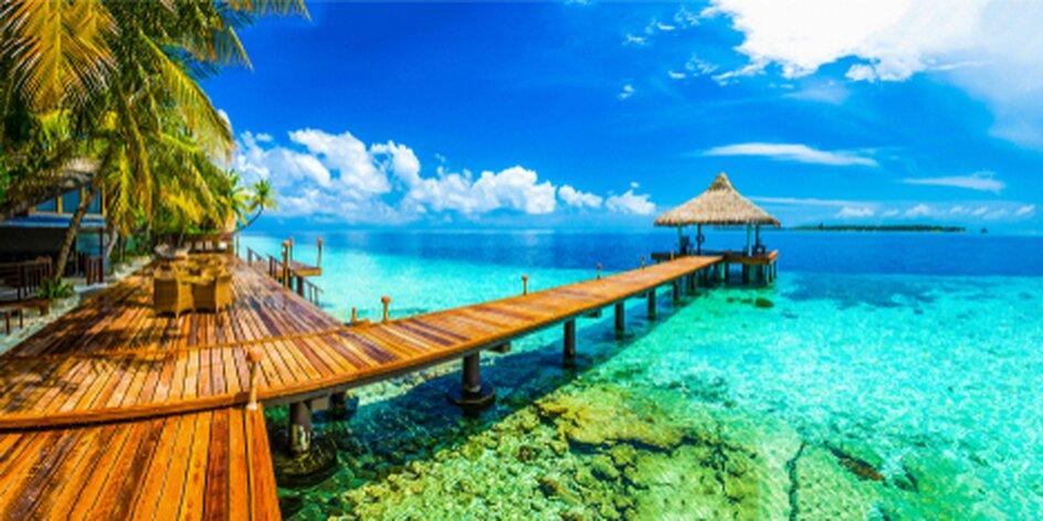Maldivy: čo si zbaliť do tropického raja