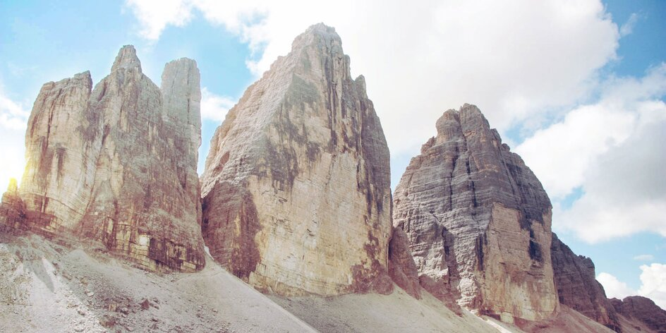 Objavte kus raja v talianskych horách - Tre Cime di Lavaredo, perla Domitov!