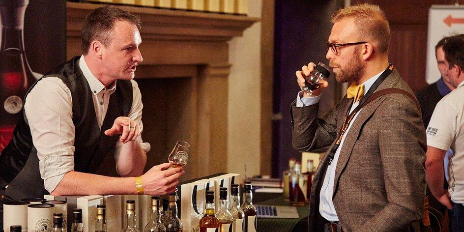 Až 200 druhov whisk(e)y na Whisky Life Prague!