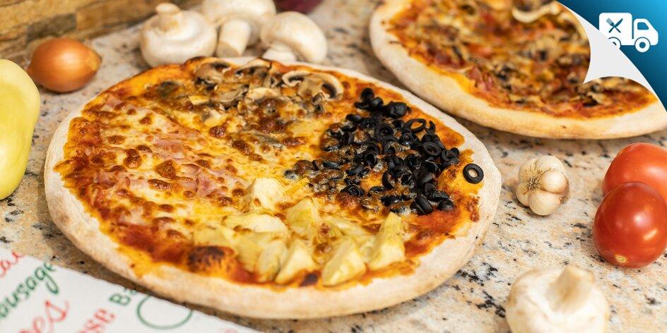 Pizza Danielle: na donášku alebo osobný odber