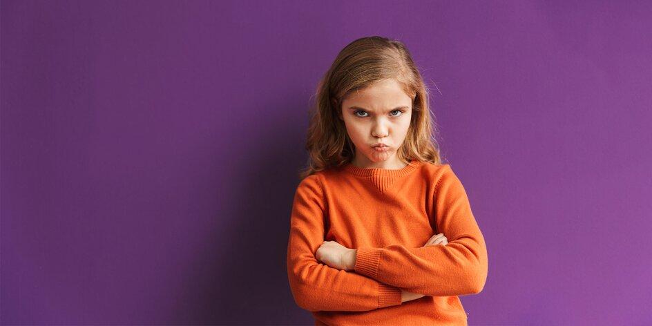 Obdobie vzdoru u detí, ako ho zvládnuť a dá sa to vôbec?