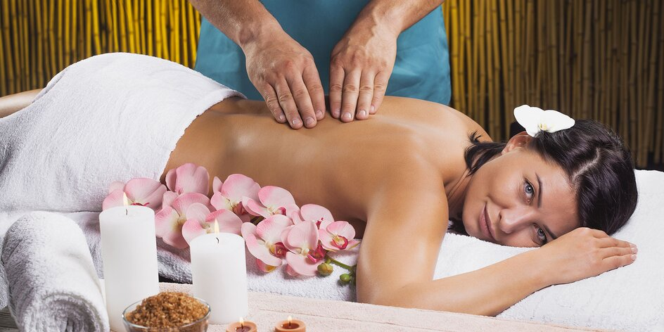 Relax a dokonalá regenerácia pri masáži pre ženy aj mužov