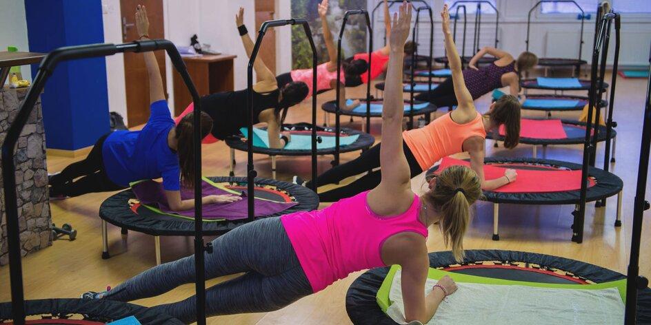 Skočte z trampolíny do nového zdravého tela!