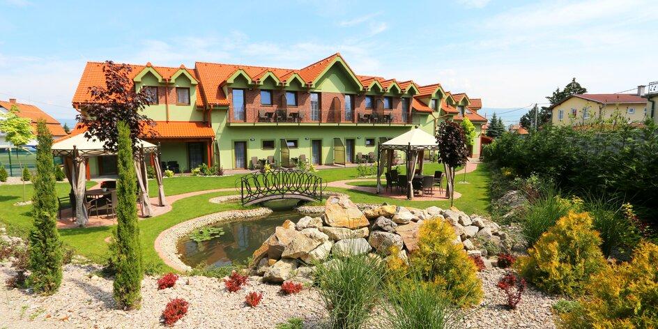 Pobyt v Bojniciach so vstupom na vyhliadkovú vežu alebo do termálneho bazénu