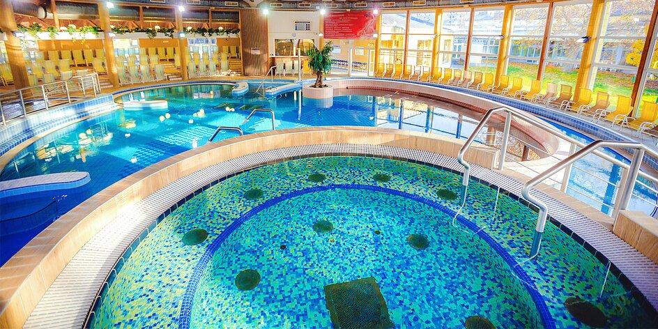 Pobyt v krásnom hoteli so vstupom do kúpeľného komplexu Bükfürdő