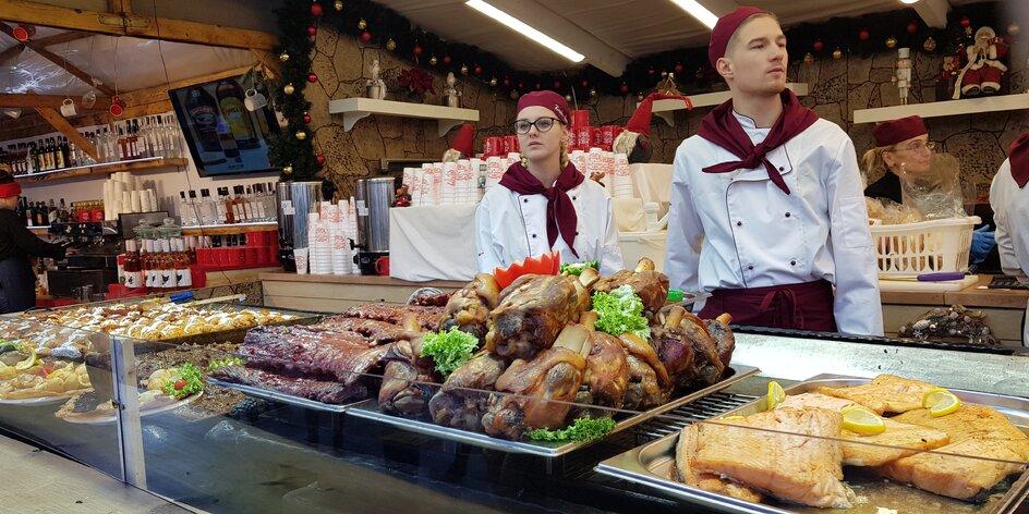 Objavte vianočné trhy (nielen) pre gurmánov v Budapešti!