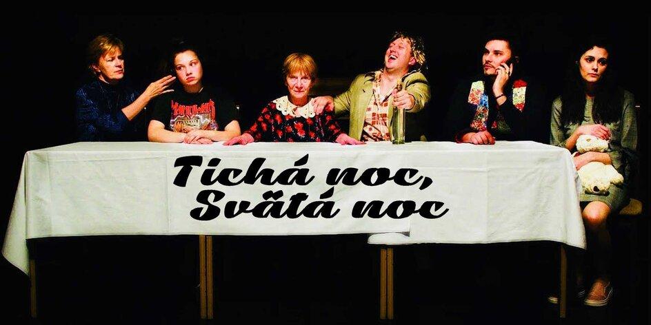 Vstup na predstavenie komédie TICHÁ NOC, SVÄTÁ NOC 24.01.2020