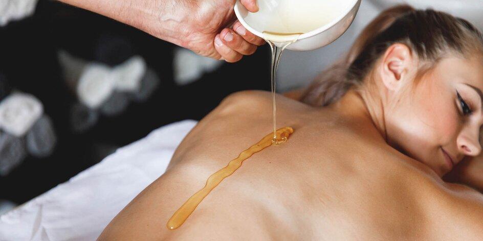 Liečivé masáže a zábaly v salóne Morfeus masáže