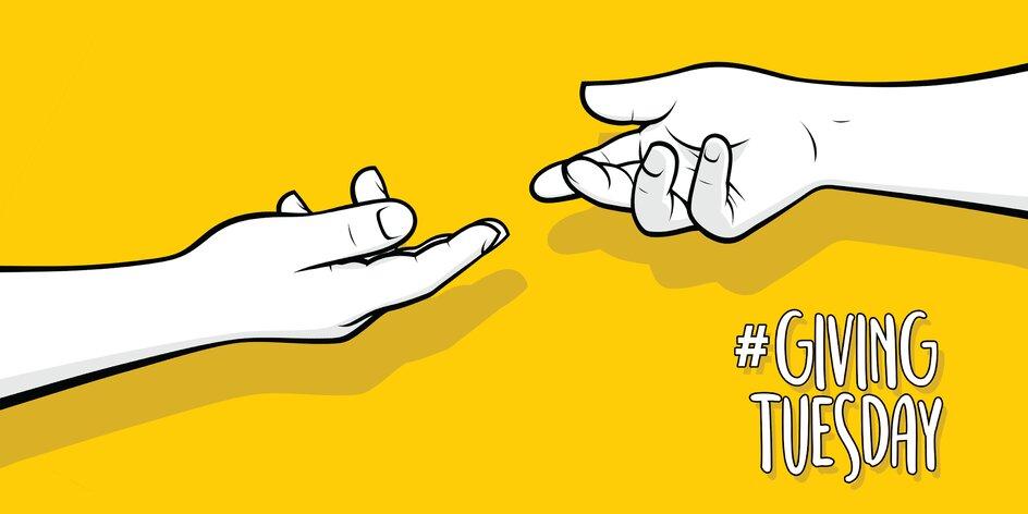 Máte toho už dosť? Tak niečo z toho podarujte a pomôžte! Poznáte #GivingTuesday?