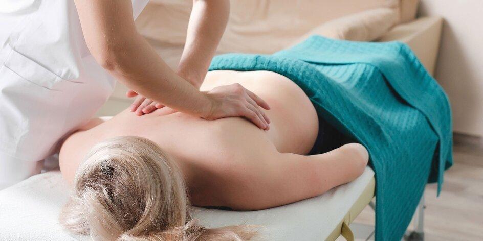 Uvoľňujúca relaxačná masáž