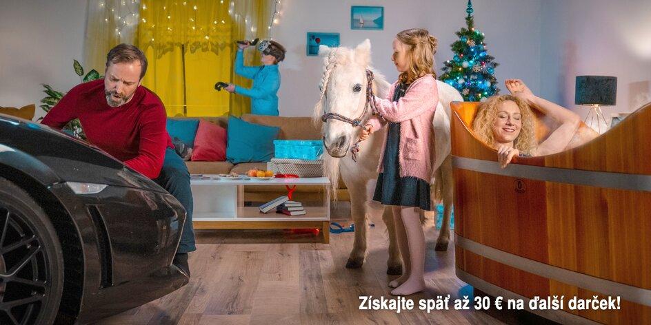 Veľká vianočná nádielka kreditov!