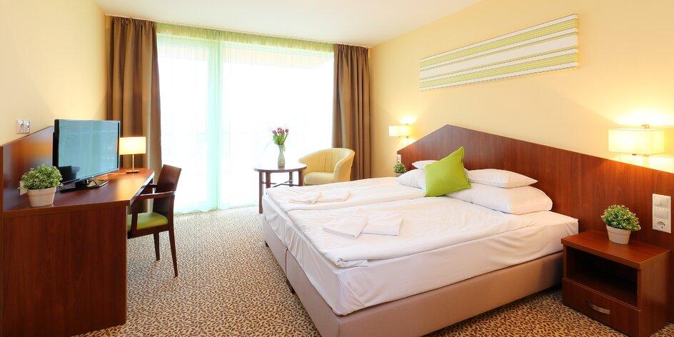 Relaxačný pobyt vo wellness hoteli pre páry aj rodiny