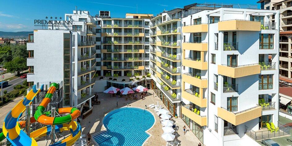 Slnečné pobrežie: 8 dní v 4* hoteli s all inclusive